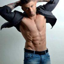 Stripteaseur Sebastien Lille