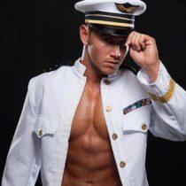 Stripteaseur Steven Douai
