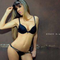 Stripteaseuse Amelia Dieppe