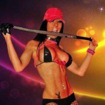 Stripteaseuse Davina Compiègne