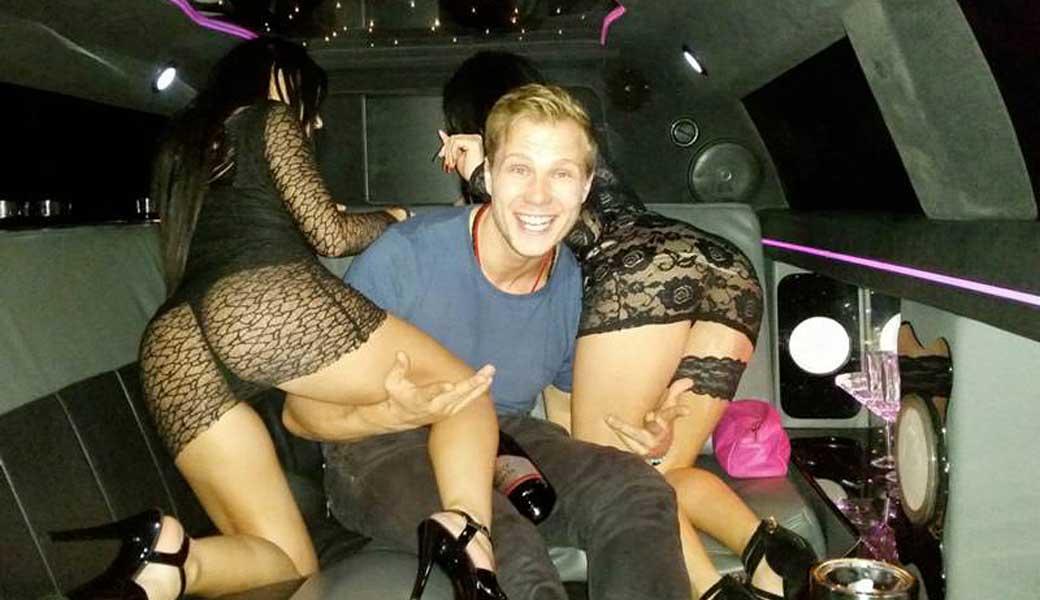 Stripteaseuse limousine Le Havre