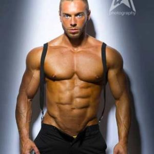 Chippendales Alpes-Maritimes Adrian