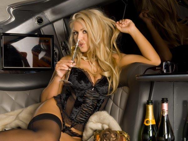 Striptease limousine Aquitaine