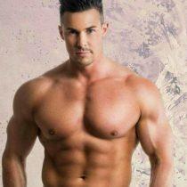 Stripteaseur Adrian Calais