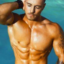 Stripteaseur Alejandro Rennes