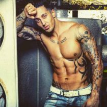 Stripteaseur Ethan Rennes
