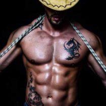 Stripteaseur Jason Quimper