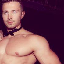 Stripteaseur Lisandro Caen