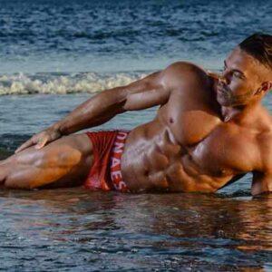 Stripteaseur Monaco Adrian Côte d'Azur