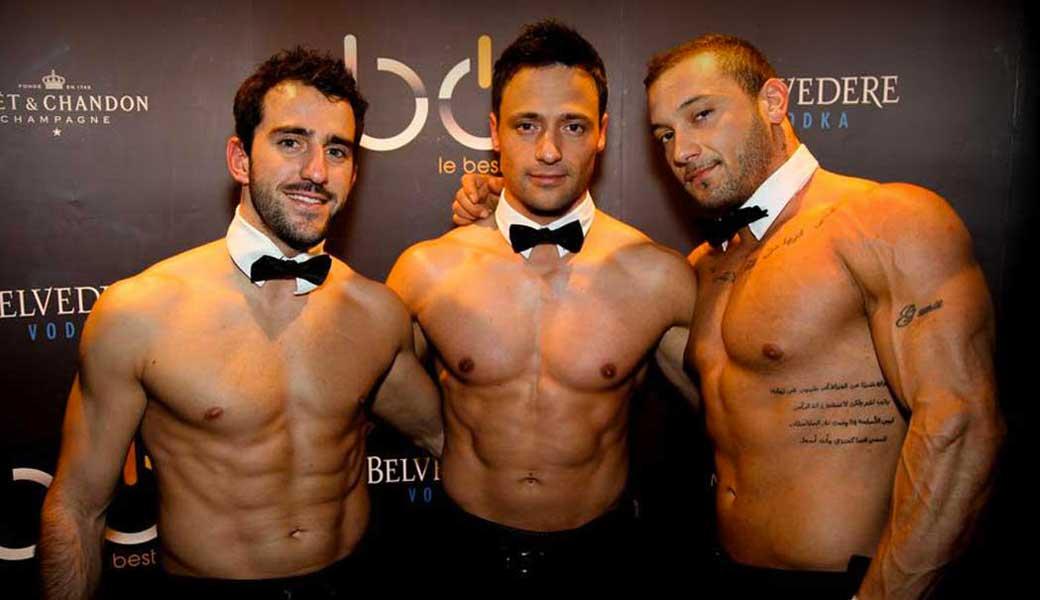 Stripteaseur Rennes 35