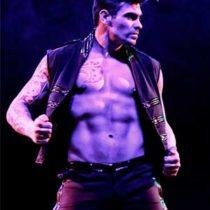 Stripteaseur Wesley Nantes