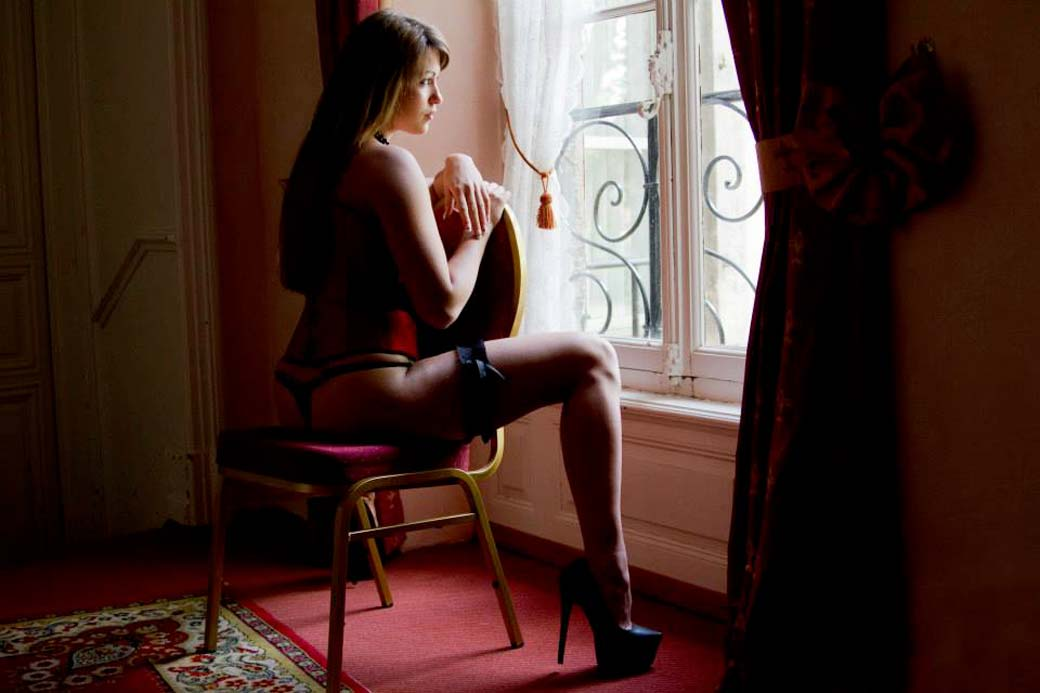 Stripteaseuse Agen