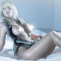 Stripteaseuse Cavaillon Diana 84