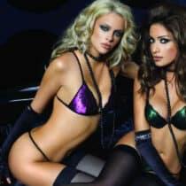 Stripteaseuse limousine Aquitaine
