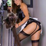 Stripteaseuse Roanne Cléa
