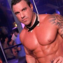 Stripteaseur Gary Annemasse