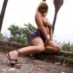 Striptease anniversaire Île-de-France Nina