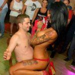 Striptease enterrement de vie de jeune garçon Île-de-France Candy