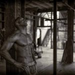 Stripteaseur Antony enterrement de vie de jeune fille