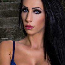 Stripteaseuse Priscillia Clichy