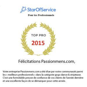 Top Pro confiance 2015