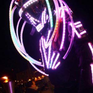 Performer lumineux Marseille