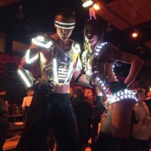 Performer lumineux Nantes