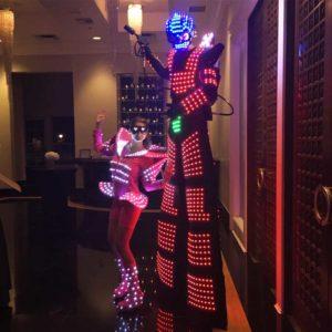 Robot laser Marseille