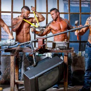 Spectacle Chippendales Bordeaux