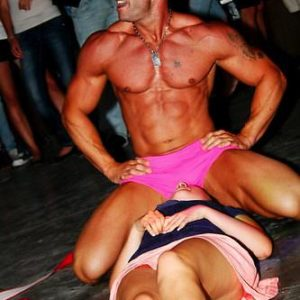 Striptease masculin Montpellier