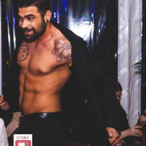 Stripteaseur privé Nantes