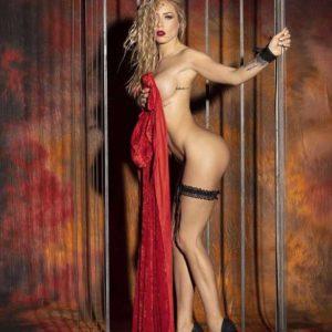 Stripteaseuse à domicile Metz