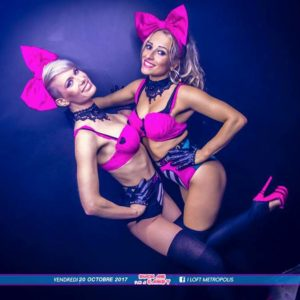Stripteaseuses Abbeville
