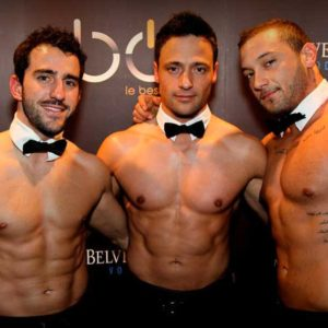 Show Chippendales Liège