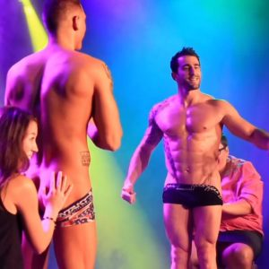 Spectacle Chippendales Liège