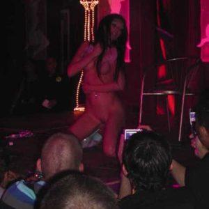 Stripteaseuse Wallonie
