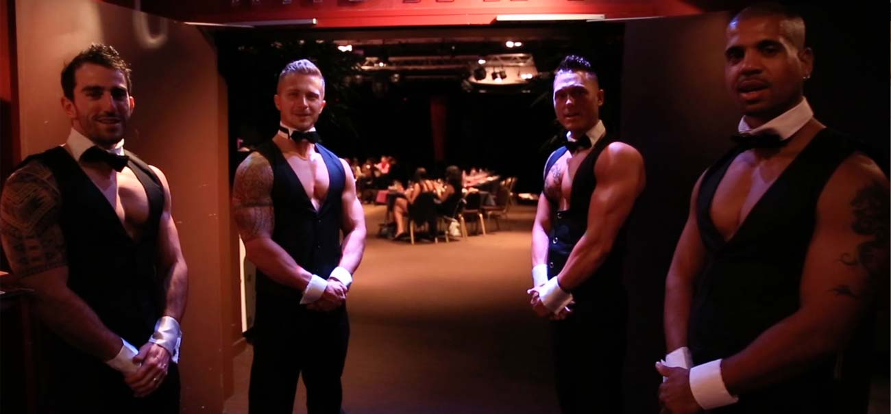 Accueil spectacle Chippendales