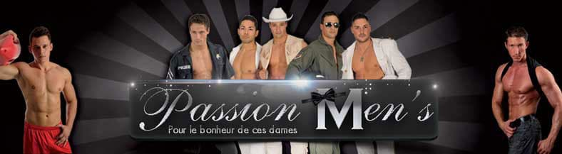 Chippendales Passion Mens 2014