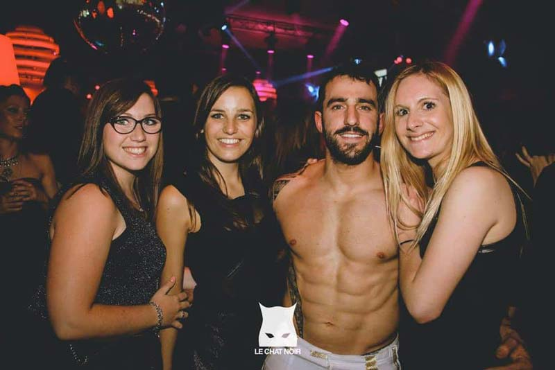 Mathéo Chippendales Passion Mens