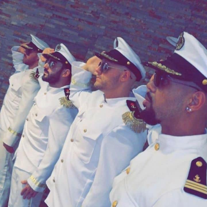 Show Chippendales US Navy