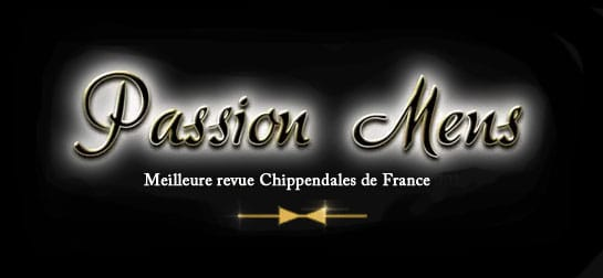 Logo Chippendales Passion Mens 2015