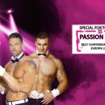 Show Chippendales France Europe Passion Mens