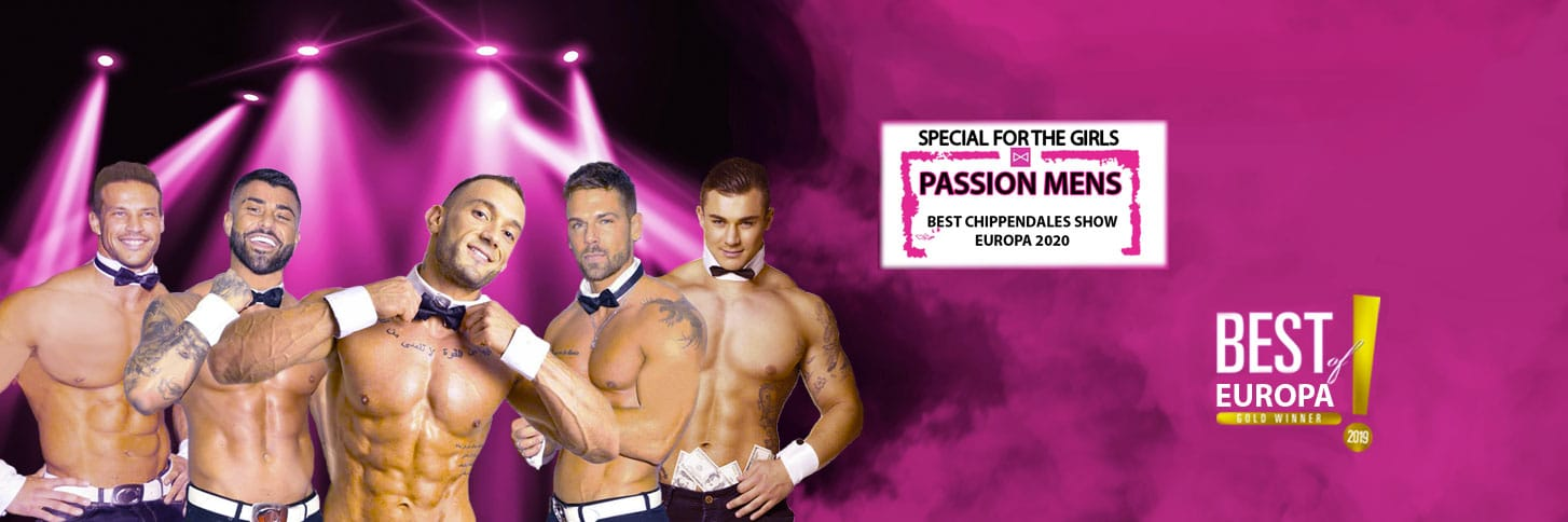 Show Chippendales Passion Mens
