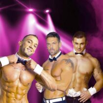 Spectacle Chippendales Strasbourg Passion Mens